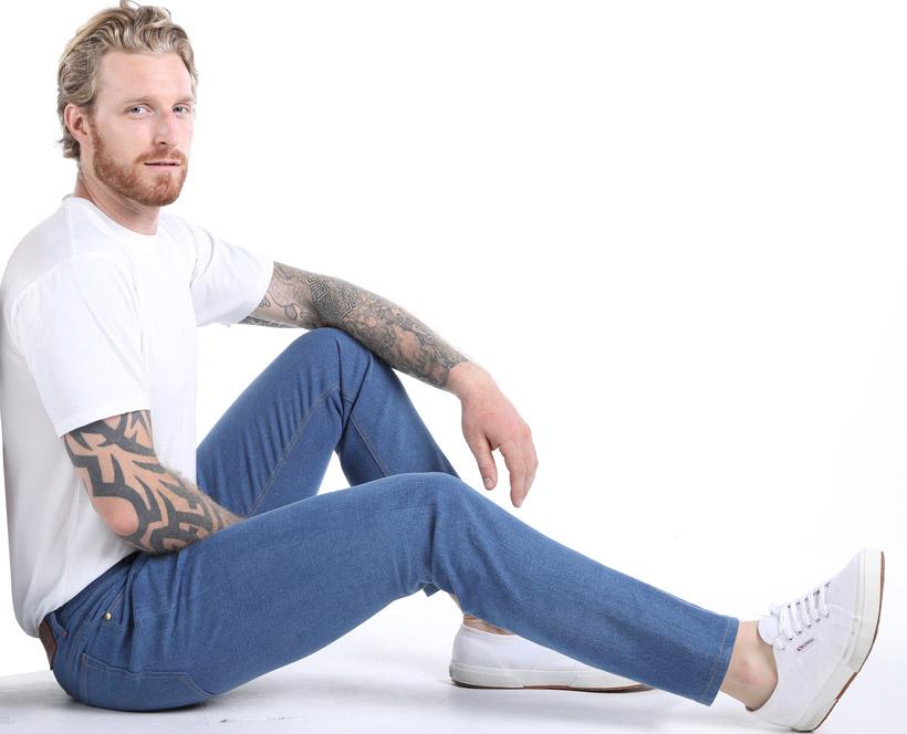 Herrenjeans nach Maß und Wunsch, Custom Made Jeans für Herren